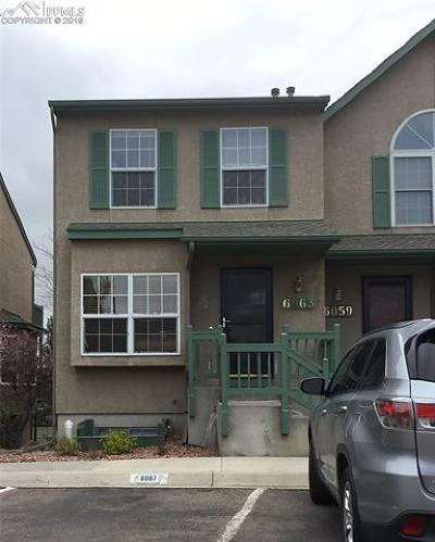 Condo/Townhouse Under Contract - Showing: 6063 Colony Circle