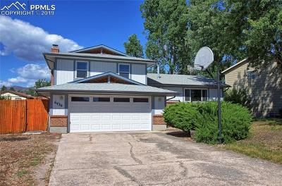 Colorado Springs CO Single Family Home For Sale: $360,000