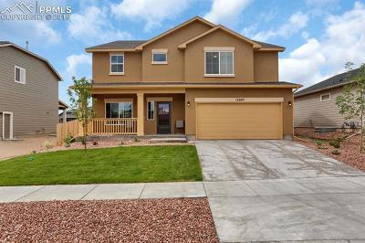 Single Family Home For Sale: 12687 Mt Antero Drive