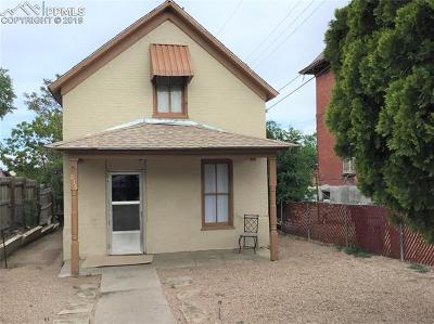 Pueblo Single Family Home For Sale: 216 N Bradford Street