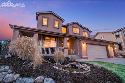 Pine Creek Single Family Home For Sale: 3767 Oak Meadow Drive
