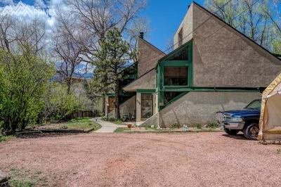 Colorado Springs Multi Family Home For Sale: 406 Columbia Road