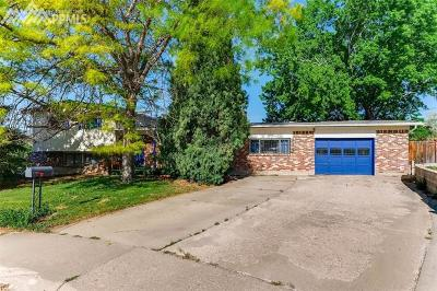 Single Family Home For Sale: 32 W Clover Circle