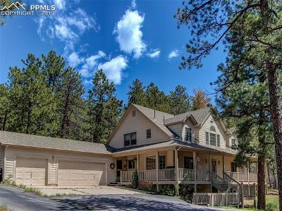 Larkspur Single Family Home For Sale: 4305 Red Rock Drive