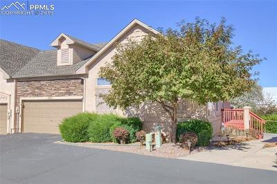 El Paso County Condo/Townhouse For Sale: 2022 London Carriage Grove