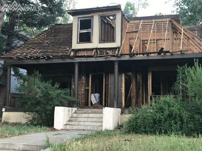 Colorado Springs CO Multi Family Home For Sale: $169,000