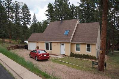 Woodland Park Single Family Home For Sale: 430 Shady Lane