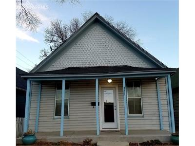 Old Colorado City Single Family Home For Sale: 111 S 23rd Street