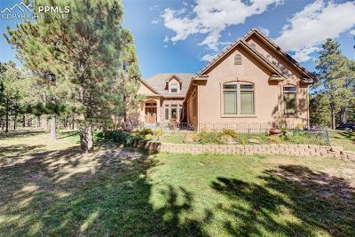 Colorado Springs Single Family Home For Sale: 15605 Pole Pine Point