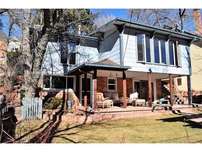 Manitou Springs Multi Family Home For Sale: 54 Grand Avenue