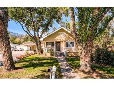 Single Family Home For Sale: 1332 S 25th Street
