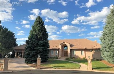 Kissing Camels Single Family Home For Sale: 3620 Camels View