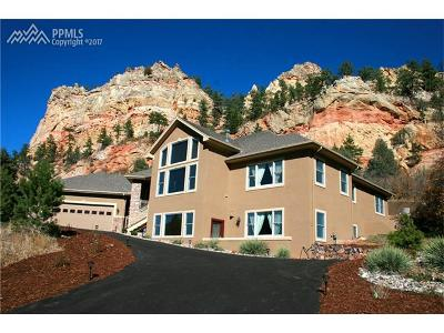 Single Family Home For Sale: 5333 Red Rock Drive