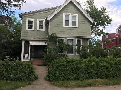 El Paso County Rental For Rent: 622 N Nevada Avenue