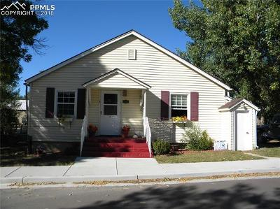 Calhan Single Family Home For Sale: 645 7th Street