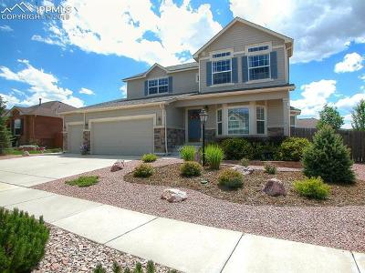 Colorado Springs CO Single Family Home For Sale: $455,000