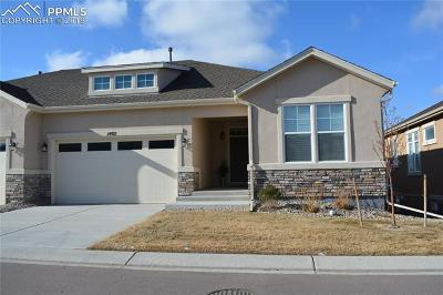 El Paso County Condo/Townhouse For Sale: 1402 Promontory Bluff View