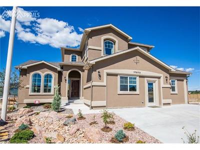 Monument Single Family Home For Sale: 17970 Gypsum Canyon Court