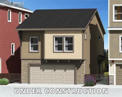 Colorado Springs CO Single Family Home For Sale: $250,600