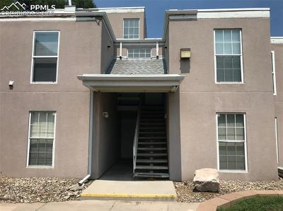 Colorado Springs Condo/Townhouse For Sale: 3230 Van Teylingen Drive #D