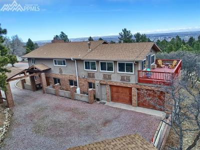 El Paso County Single Family Home For Sale: 2515 Constellation Drive