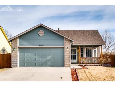 Single Family Home For Sale: 6279 Gossamer Street