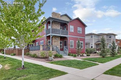 Colorado Springs Single Family Home For Sale: 188 S Favorite Street