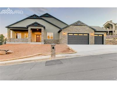 Colorado Springs Single Family Home For Sale: 5960 Wilson Road