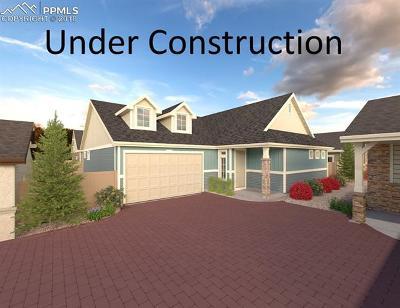 Colorado Springs CO Single Family Home For Sale: $387,888