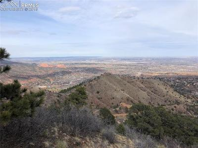 Manitou Springs Residential Lots & Land For Sale: Sugar Loaf Road