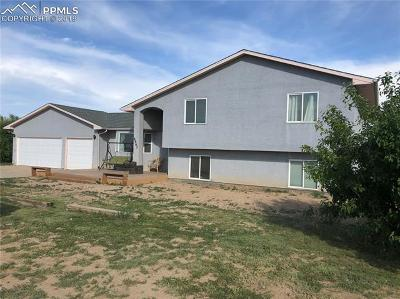 Fountain Single Family Home Under Contract - Showing: 6967 Ocatillo View