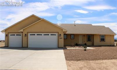 Pueblo West Single Family Home For Sale: 1184 E Jaroso Drive