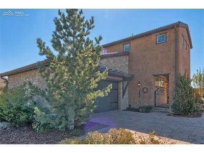 El Paso County Single Family Home For Sale: 3755 Palazzo Grove