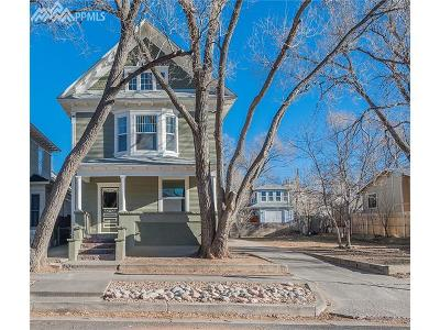 Colorado Springs Multi Family Home For Sale: 2430 W Pikes Peak Avenue