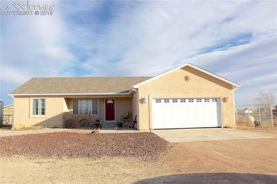 Pueblo West Single Family Home For Sale: 1442 N Platteville Boulevard