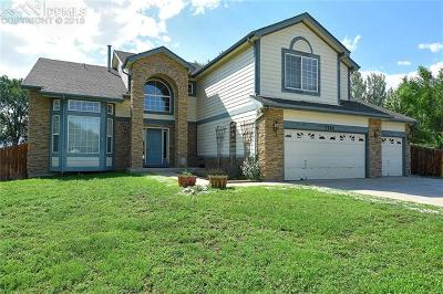 Single Family Home For Sale: 7110 Sand Trap Drive