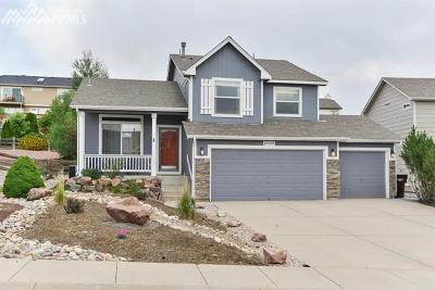 Monument Single Family Home For Sale: 15539 Candle Creek Drive