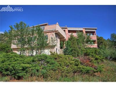 Colorado Springs Single Family Home For Sale: 3427 W Fontanero Street