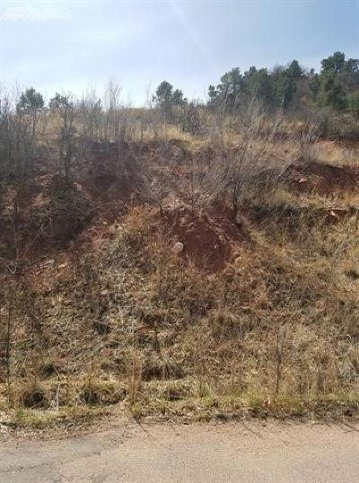 Manitou Springs Residential Lots & Land For Sale: 427 Bond Street