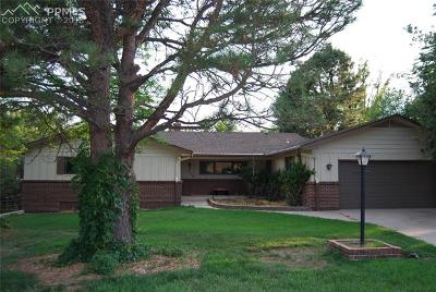 Colorado Springs CO Single Family Home For Sale: $499,900