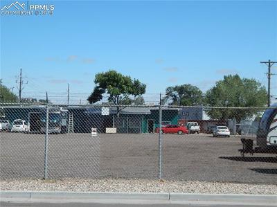 Colorado Springs Commercial For Sale: 1410 Dustry Drive
