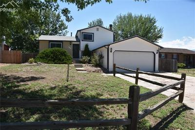 Single Family Home For Sale: 1374 Keith Drive