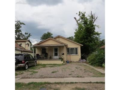 Single Family Home For Sale: 825 Bragdon Avenue