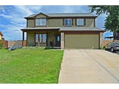 Fountain Single Family Home For Sale: 933 Daffodil Street
