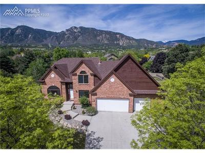 El Paso County Single Family Home For Sale: 3840 Broadmoor Valley Road