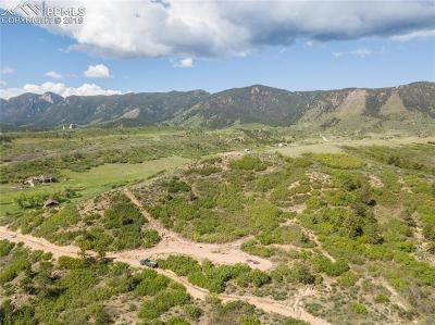 Colorado Springs Residential Lots & Land For Sale: 15120 Hay Creek Reserve Heights