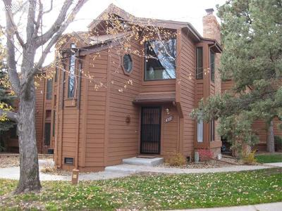 Colorado Springs Multi Family Home For Sale: 4707 Daybreak Circle