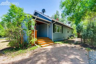 Colorado Springs Single Family Home For Sale: 25 E Cheyenne Road