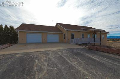 Pueblo Single Family Home For Sale: 4474 Burnt Mill Road