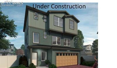 Colorado Springs Single Family Home For Sale: 9606 Timberlake Loop